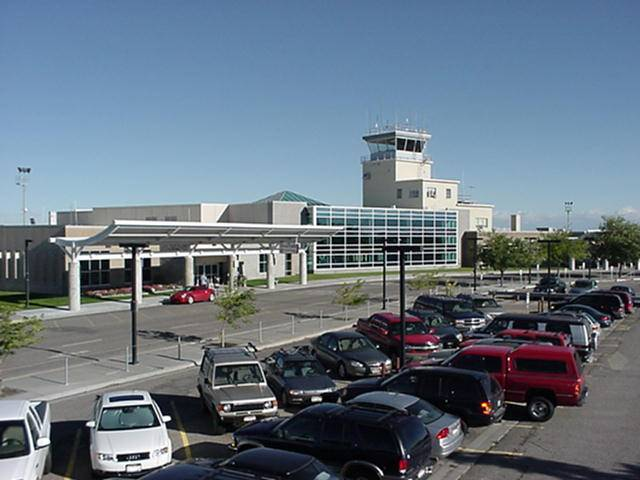 Idaho Falls Airport