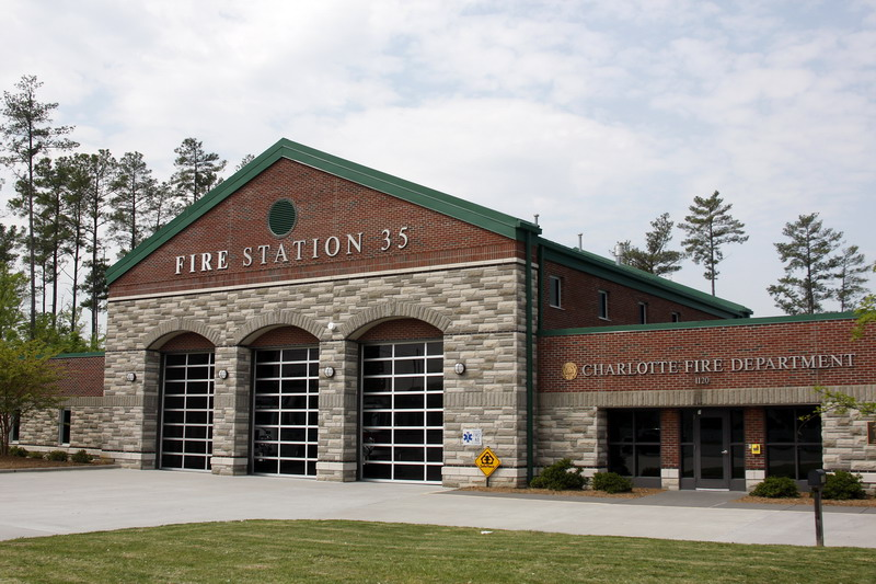 Fire Station 35